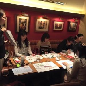 【転勤族イベント報告】TKT48チーム関西「今から始める引越準備講座付きランチ忘年会」「育児ママの忘年会」