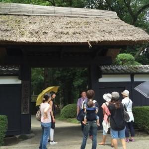 【TKT48チーム茨城×水戸市役所】2.水戸の偕楽園周辺を散策してみよう!