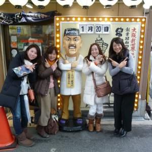 【転勤族イベント報告】TKT48チーム関西初おでかけ!通天閣&串かつ体験ツアー