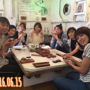 【転勤族イベント報告】TKT48チーム香川・和三盆体験&香川の美味しい焼き鳥屋さん
