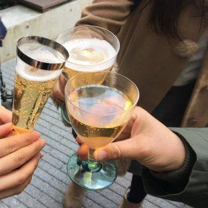 【TKT48チーム東京KEIO隊活動レポ】残り4名!3/20  大人のちょっと贅沢ランチ会