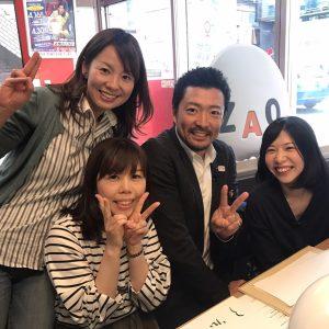 【TKT48チーム東京KEIO隊活動レポ】J:COMの「調布人図鑑」に出演!放送は4/10~