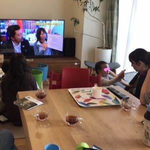 【TKT48チーム東京KEIO隊活動レポ】調布人図鑑オンエア♪ウェルカムパーティー増席