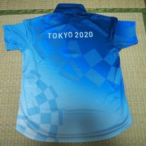 東京オリンピック(TOKYO 2020)・ボランティアのユニフォーム受け取りに行ってきました!