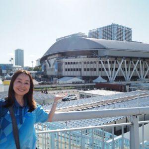 東京オリンピック(TOKYO 2020)・ボランティア開始!有明テニスの森編