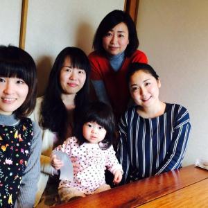 【転勤族イベント報告】TKT48チーム関西「和歌山ランチ会」「大阪夜の女子会」