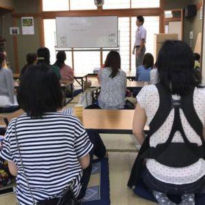 TKT48チーム香川・お茶しながら学べる整理収納講座 with 「おえかきギフトボックス」のグッドワーク