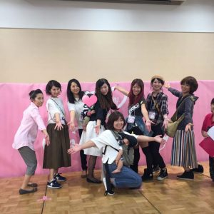 TKT48チーム群馬、クルールぐんま「ママズパーティ in 高崎」に出展!