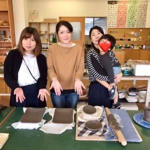 【イベント報告】TKT48チーム島根で、陶芸体験&ランチ