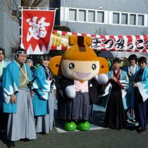 TKT48はにぽん女子部(埼玉県本庄市を応援し隊)、つみっこ合戦に行ってきました!