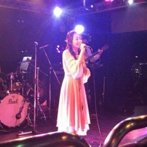 TKT48代表、「TK-Miwa」として初ライブデビュー!@下北沢Reg ~転勤族の妻でも、やりたいことがやれる!~