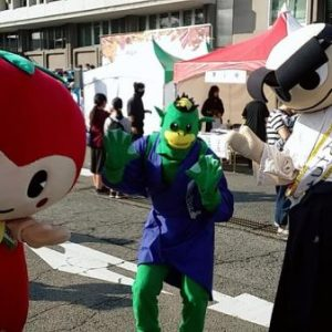 TKT48チーム埼玉とことこ隊、2018年も戸田市市民活動支援センター「ふらっと広場TOMATO」に出展!